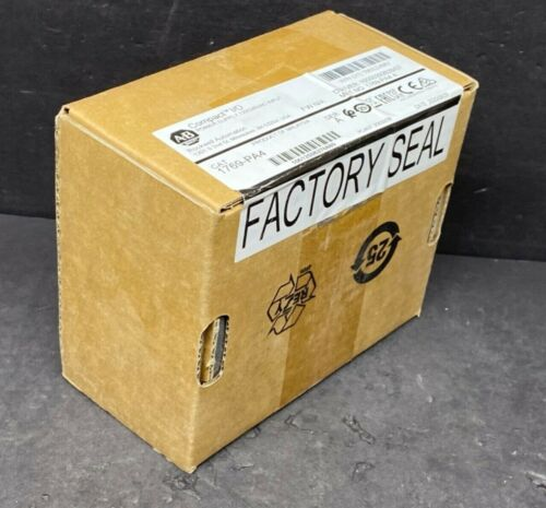 2020 New Sealed Allen Bradley 1769-PA4 A CompactLogix AC Power Supply MicroLogix