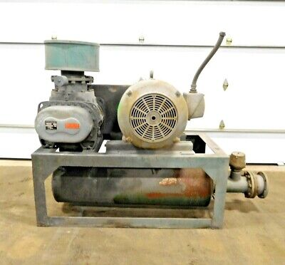 Mo-2764 Sutorbilt 716-4500 Blower Package. Gdgcjaa. 75 Hp. 230440 V. 2440 Rpm.
