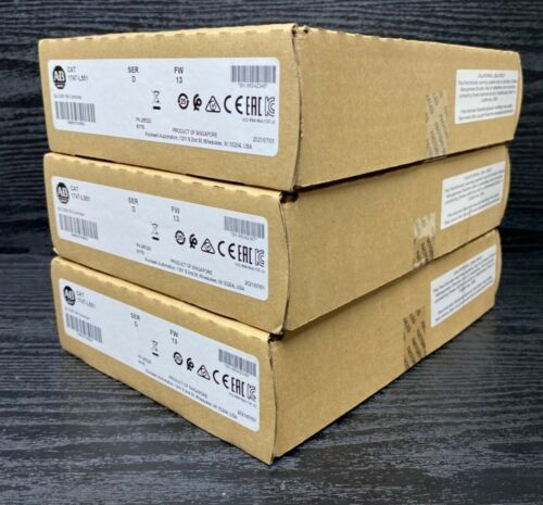 2021 New Sealed Allen Bradley 1747-L551 Ser D FW 13 SLC 500 5/05 CPU Processor