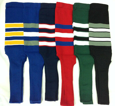 Baseball Stirrups Socks Different Colors with Stripes 8