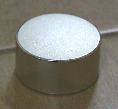 N52 Diameter 40mm X 20mm Round Neodymium Permanent Rare Earth Magnets D40x20 Mm