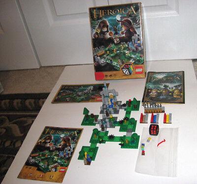 Lego Heroica Waldurk Game #3858