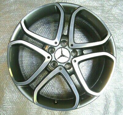 Orig Mercedes E Klasse Coupe Cabrio W207 S207 8Jx18H2 ET45  Alufelge A2074012502