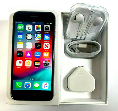 Apple iPhone 6s 32GB Space Grey EE GOOD CONDITION GRADE B 858