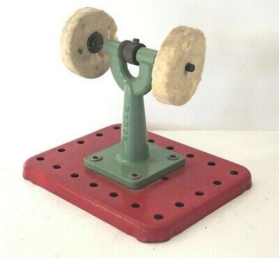 ⚙️ Vintage MAMOD WORKSHOP WS1 POLISHING MACHINE Fits Mamod/Meccano Steam Engines
