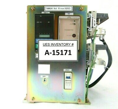 Dns Dainippon Screen Tank4 Hot Rinse H202 Temperature Controller Bath Fc-3000