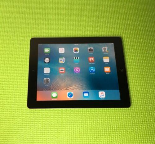 Apple iPad 2 16GB, Wi-Fi, 9.7in - Black  Grade A