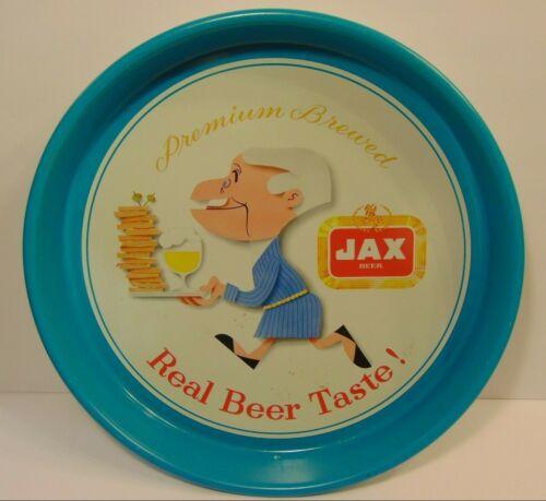 Rare Old Vintage Jax Beer Tray Graphic Tin Jackson Brewing New Orleans Louisiana