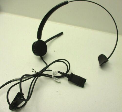 Plantronics HW540 EncorePro Over-the-head Headset Monoaural