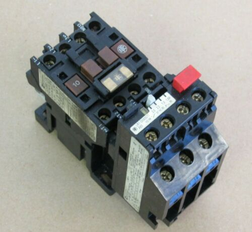 OMRON TELEMECANIQUE CONTACTOR LC1-D093 A65 W/ OVERLOAD RELAY LR.-D09 307