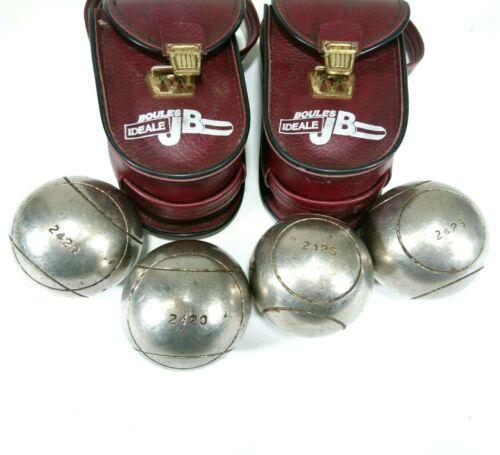 Vintage JB Jean Blanc Ideale Boules IDN 725 720 2425 2420 F995