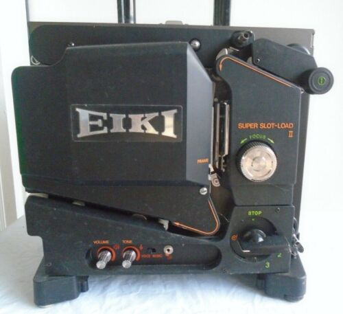 EIKI Vintage Projector. For Parts Not Working