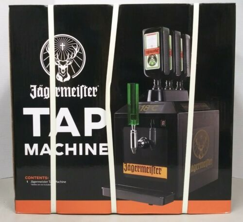 Tap Machine, Inc Jagermeister 3 Bottle Shot Tap Machine Model (JEMUS)