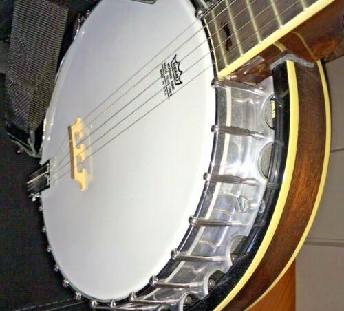 Washburn B9 Banjo 5 String w/case, picks, 5 books, 2 CDs, Stand, Christmas Gift!