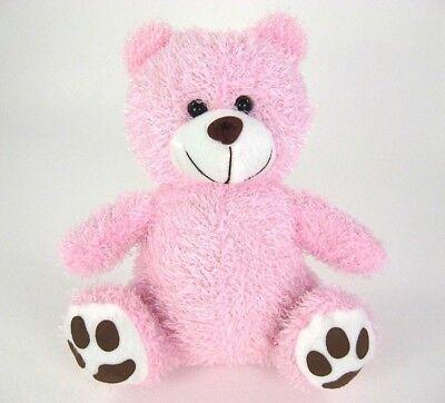 Pink Teddy Bear Plush Stuffed Animal Toy 10