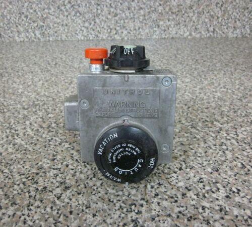 Robertshaw R110RATSPL 64-LF8-376 3210597 Water Heater Gas Valve Thermostat Used