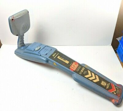 Spx Radiodetection Rd8100 Pdl Cable Utility Pipe Locator W Spx Tx Receiver Blue