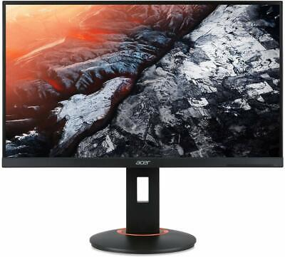 "Acer XF - 27"" Widescreen Monitor WQHD 2560x1440 144Hz 16:9 1ms GTG 350 Nit"
