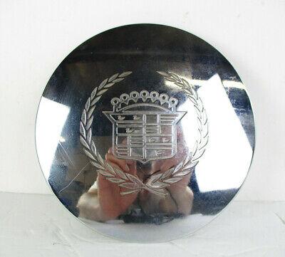 CADILLAC ELDORADO SEVILLE CATERA 3544650 CHROME WHEEL CENTER CAP HUBCAP 95-02 *