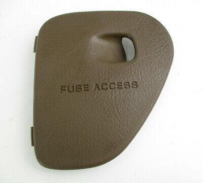 DODGE RAM 1500 2500 3500 DASH FUSE BOX ACCESS PANEL COVER TAN BROWN 98-01 *