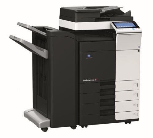 Konica Minolta Bizhub C364e Copier Printer Scanner Fax