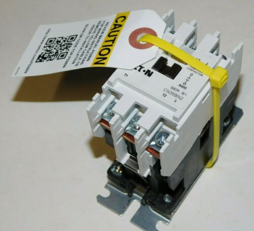 NEW EATON CN35BN2AB Freedom Series Lighting Contactor 2 Pole Open Type 110-120V