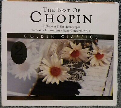 The Best Of Chopin CD 2012  (a35) Classical Piano (The Best Of Chopin Piano)