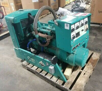 15kw Onan Diesel 15.0rdjc-4r2072aa Generator 3ph 120208v 60hz 1800rpm Can Ship