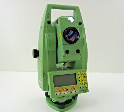 Leica Tcra1105 5 Total Station For Surveying 1 Month Warranty