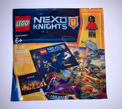 Nexo Knights Intro Pack Promo Polybag 5004388 New Sealed LEGO Monster Minifigure