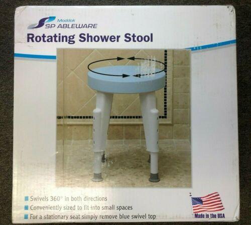 Maddak SP Ableware Rotating Shower Stool, Cat. No. 727152100