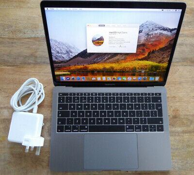 """Apple MacBook Pro Retina 13"""" 2017 Intel Core i5 7th Gen 2.3Ghz 8GB 128GB SSD"""