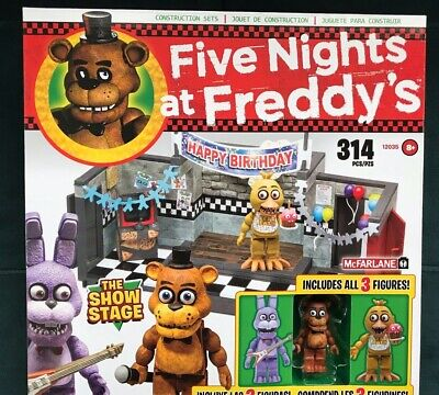 ****FIVE NIGHTS AT FREDDY'S**** - McFarlane Toys - THE SHOW