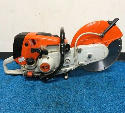 Stihl Ts 700 14 Concrete Cut Off Saw With New Blade 180750912