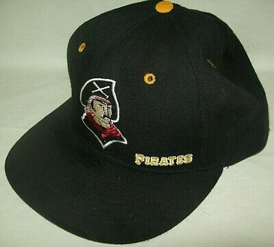 PITTSBURGH PIRATES HAT ROMAN SIZE 6.1/8 RARE 1936-47 LOGO BASEBALL - Roman Hat