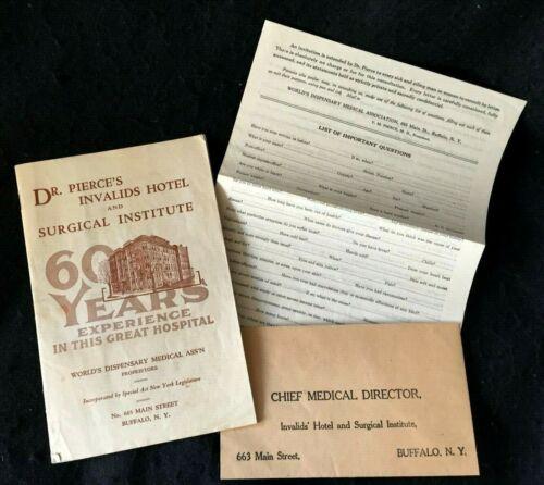Vintage DR. PIERCE