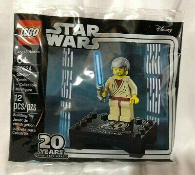 Lego Star Wars 30624 Obi-Wan Kenobi -NEW Sealed- FREE Shipping, 20th Anniversary