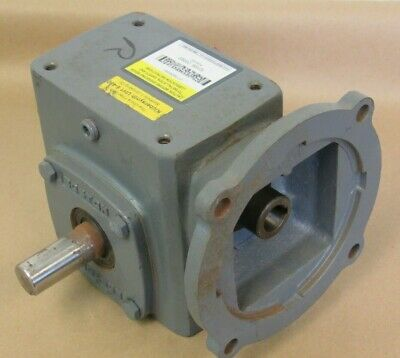 Boston Gear Speed Reducer 700 Series Cn Cf7188zb5gr0 Ratio 8 Ah Input 1.88hp