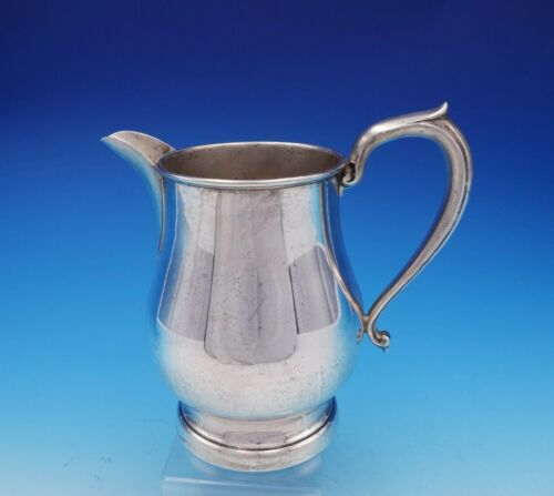 """Calvert by Kirk Sterling Silver Water Pitcher 20.9 ozt. 9"""" Tall #205 (#3559)"""