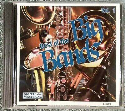 Best of the Big Bands Vol.1 CD  (a29) Big Band Swing