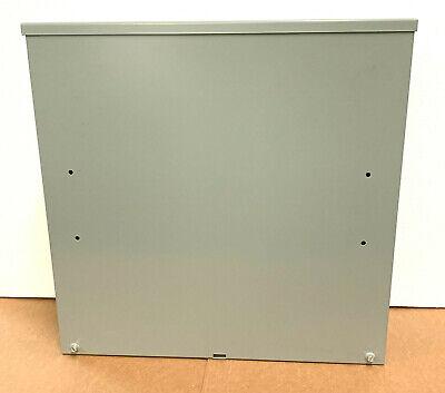 Hoffman A24r248 Outdoor Rainproof Type 3r Electrical Enclosure Box 24 X 24 X 8