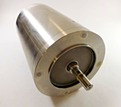 """Leeson CZ6T17VC30A Washguard Stainless Steel Duck Continuous Duty Motor """"NEW"""""""