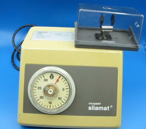 Vivadent Silamat S3 Dental Amalgamator Mixer - Tested
