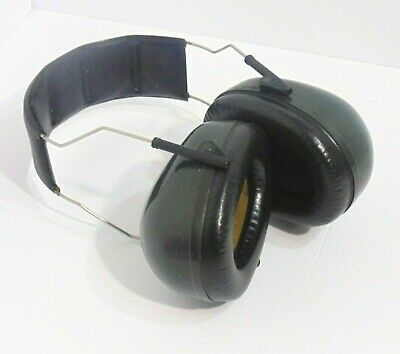 Peltor H7 Ear Defenders Protectors Green Vintage