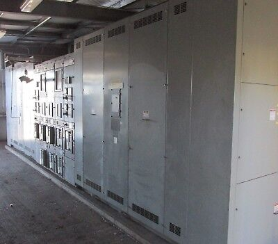 Cutler Hammer 2007 Substation 2 Transformer Breaker 7501000 Kva 2300 Hv 2733hd
