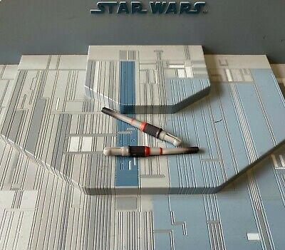 STAR WARS MODERN VEHICLE PART Y WING 2011 VINTAGE COLLECTION CHIN GUNS X2