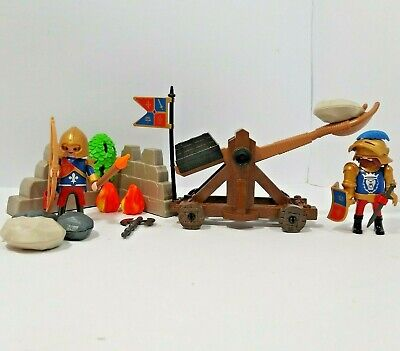 Playmobil 6039 Royal Lion Knights' Catapult - Castle, Knights Add on