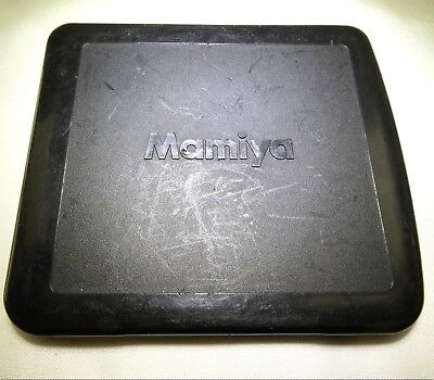 Genuine Mamiya 58mm Inside Squeeze Front Cap 645AF Japan Medium Format #3192