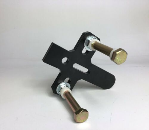 Belt Grinder 2x72 DEFLECTOR BRACKET & axles for small wheel holder