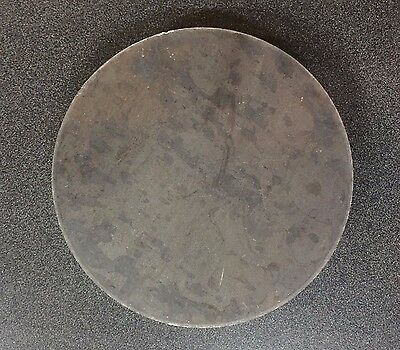 34 Steel Plate 7 Diameter Disc Custom Sizes Also Available A36 Steel